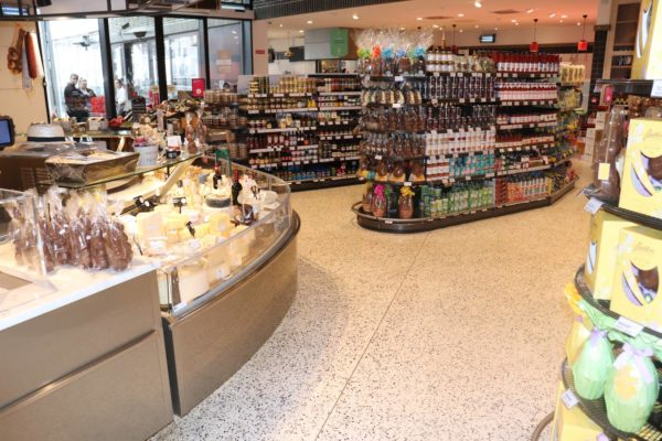 Retail Terrazzo